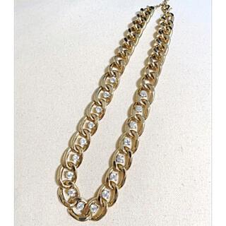 エイチアンドエム(H&M)のH&M ゴールドネックレス(ネックレス)