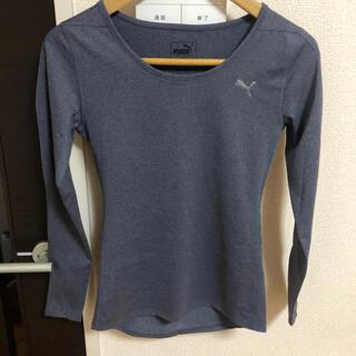 プーマ(PUMA)のプーマ Tシャツ レディース(Tシャツ(長袖/七分))