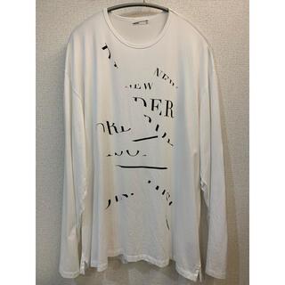 ラッドミュージシャン(LAD MUSICIAN)のlad musician ラッドミュージシャン ロングtシャツ ホリエアツシ着用(Tシャツ/カットソー(七分/長袖))