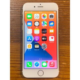 アップル(Apple)のiPhone 6s 32GB gold SIMフリー(スマートフォン本体)