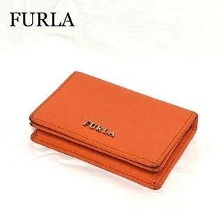 フルラ(Furla)のFURLA フルラ カードケース 名刺入れ パスケース(名刺入れ/定期入れ)