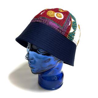セリーヌ(celine)の【一点物】original remake hat 「metlor」試作品4(ハット)
