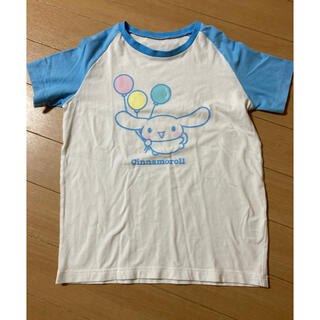 サンリオ(サンリオ)のサンリオくじ シナモロールTシャツ(Tシャツ(半袖/袖なし))
