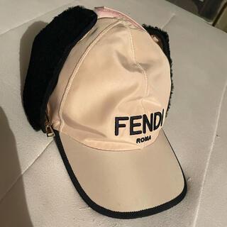 フェンディ(FENDI)のFENDI キャップ 帽子 限定品(キャップ)