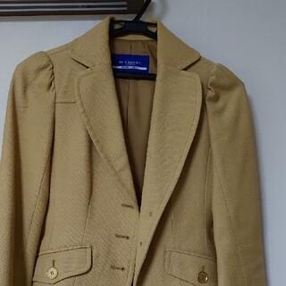 バーバリーブルーレーベル(BURBERRY BLUE LABEL)のジャケット (テーラードジャケット)