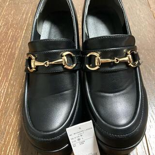 ウィゴー(WEGO)のWEGO 厚底 ローファー(ローファー/革靴)