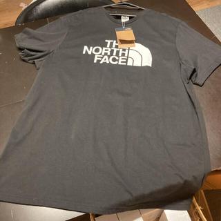 ザノースフェイス(THE NORTH FACE)のザノースフェイス ブラックXL (Tシャツ/カットソー(半袖/袖なし))