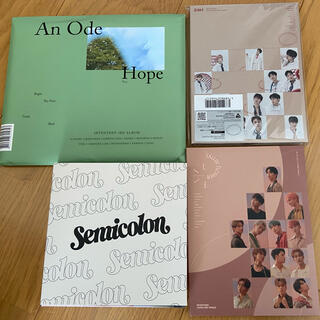 セブンティーン(SEVENTEEN)のSEVENTEEN シングル、アルバム(K-POP/アジア)
