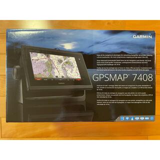 ガーミン(GARMIN)のガーミン GPSMAP7408 8インチ日本語表示可能!(その他)