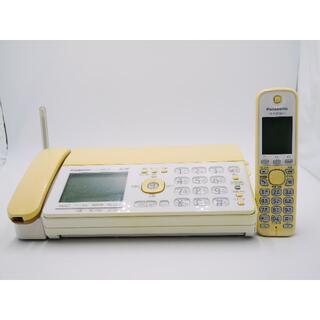パナソニック(Panasonic)のパナソニック FAX電話 コードレス子機付きKX-PD502W(その他)