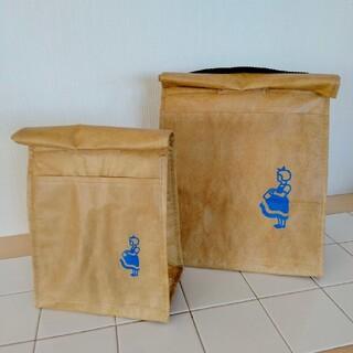 DEAN & DELUCA - イヤマちゃん irma ランチバッグ 保冷バッグ 大サイズ Lサイズ 1枚