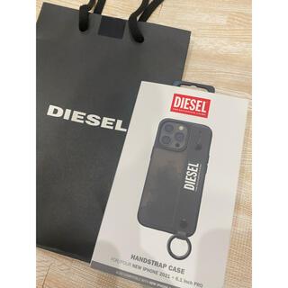 ディーゼル(DIESEL)のDIESEL iPhone13pro iPhone13 ケース(iPhoneケース)