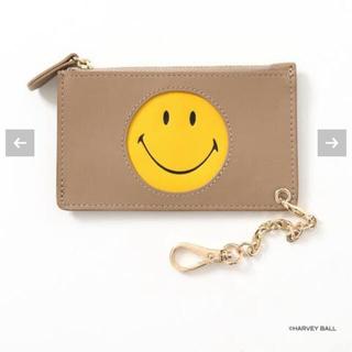 アパルトモンドゥーズィエムクラス(L'Appartement DEUXIEME CLASSE)のタグ付き新品 GOOD GRIEF!SMILE コインパース(キーホルダー)