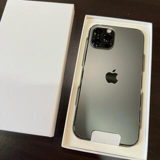 アイフォーン(iPhone)のiPhone12 Pro 256GB 未使用 新品(携帯電話本体)