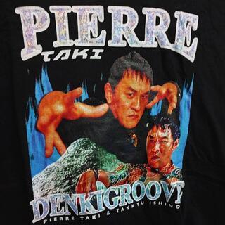 ピエール瀧 Tシャツ RAP Tee(Tシャツ/カットソー(半袖/袖なし))