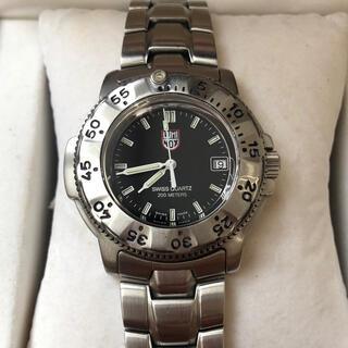 ルミノックス(Luminox)のルミノックス ネイビーシールズ 3200  美品 LUMINOX(腕時計(アナログ))