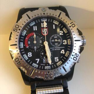 ルミノックス(Luminox)のLUMINOX 8150/8350 ネイビーシールズ アルティメイトビッグデイト(腕時計(アナログ))
