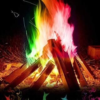 マジックファイヤ 2個  FIRE(ストーブ/コンロ)