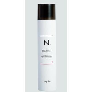 NAPUR - 【新品未使用・正規品】ナプラ N. エヌドット ベースヘアスプレー1 160g