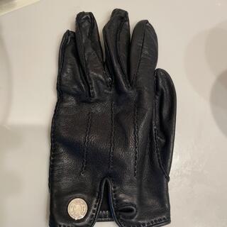 エルメス(Hermes)のエルメス 手袋 片手 革 レザー 右手(手袋)