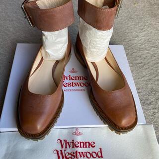 ヴィヴィアンウエストウッド(Vivienne Westwood)のVivienne Westwood  革靴 (本日のみ値下)(ローファー/革靴)