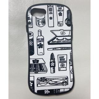 マリークワント(MARY QUANT)のiFace マリークワント アイフォン8ケース(iPhoneケース)