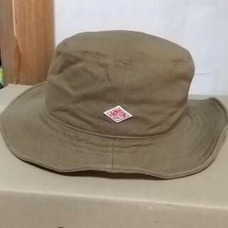 ダントン(DANTON)のDANTON  帽子(ハット)