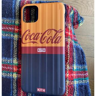 アップル(Apple)のiPhone11proMAX ケース コカ・コーラ(iPhoneケース)