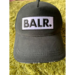 エフシーアールビー(F.C.R.B.)のBALR. キャップ ブラック(キャップ)