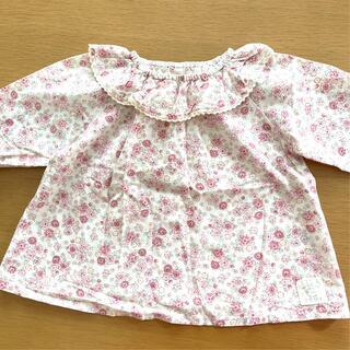 シマムラ(しまむら)のバースデイ conoco 女の子 長袖 服 80サイズ(シャツ/カットソー)