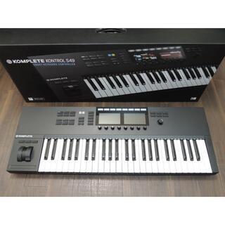 KOMPLETE KONTROL S49MK2 美品 ユーザー登録可能(MIDIコントローラー)