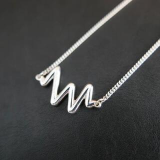 ジエダ(Jieda)のJOHANSILVERMAN pulse necklace(ネックレス)