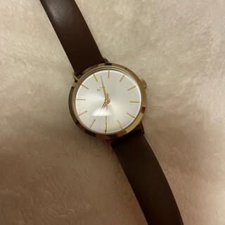 エテ(ete)のete ボーイフレンドウォッチ 腕時計(腕時計)