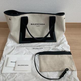 バレンシアガバッグ(BALENCIAGA BAG)のBALENCIAGA バレンシアガ トートバッグ ブラック カバスS  正規品(トートバッグ)