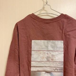 グレイル(GRL)のGRL 新品 ロンT Tシャツ(Tシャツ(長袖/七分))