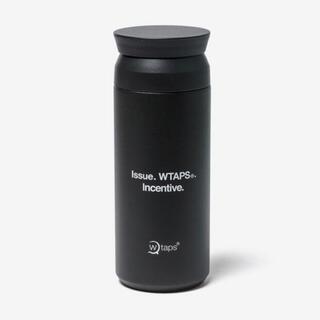 ダブルタップス(W)taps)のWTAPS H2O 500ML BOTTLE  STEEL KINTO ブラック(タンブラー)