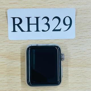 アップルウォッチ(Apple Watch)のWatch Series2 Stainless 38ミリ(腕時計(デジタル))
