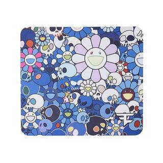 faze clan takashi murakami mouse pad L 青(その他)