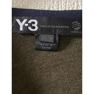 Y-3 - Y3変形 トップス ネイビー