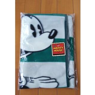 ミッキーマウス(ミッキーマウス)の新品 未使用 ミッキー ブランケット 暖かい(おくるみ/ブランケット)