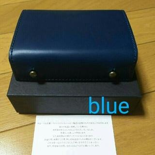 エムピウ(m+)の【新品・未使用】エムピウ ミッレフォッリエⅡP25(折り財布)