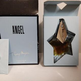 ティエリーミュグレー(Thierry Mugler)のミュグレー エンジェル 箱付き 25ml(香水(女性用))