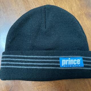 prince プリンス ニット帽 子供用フリーサイズ