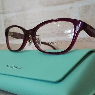 ティファニー(Tiffany & Co.)のティファニー メガネ 人気モデル 2187エンジ (サングラス/メガネ)