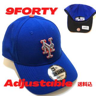 ニューエラー(NEW ERA)のNew York Mets 9FORTY Adjustable Hat (キャップ)