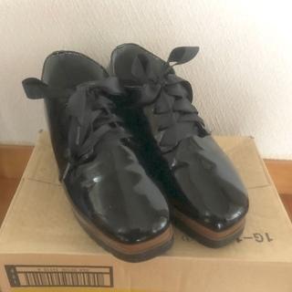 グレイル(GRL)のGRL レースアップシューズ(ローファー/革靴)