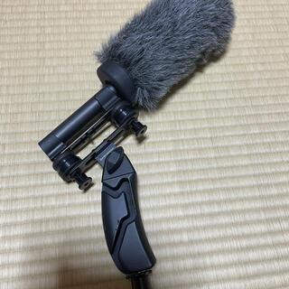 オーディオテクニカ(audio-technica)のガンマイク オーディオテクニカ ガンマイクホルダー AT8408 新品未使用(その他)