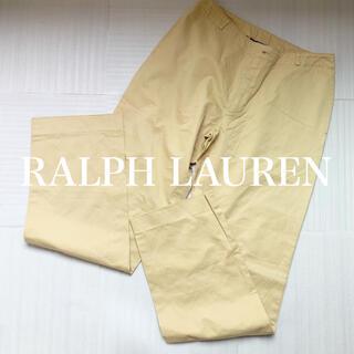 ラルフローレン(Ralph Lauren)のラルフローレン レディースパンツ カジュアルパンツ 9サイズ ベージュ カーキ(カジュアルパンツ)