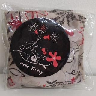 ハローキティ(ハローキティ)の新品・未使用☆SANRIO☆ハローキティ☆コンパクトに畳めるエコバッグ(エコバッグ)