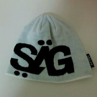 サグライフ(SAGLiFE)の【限界値下げ】☆サグライフ☆ ニット帽(ニット帽/ビーニー)